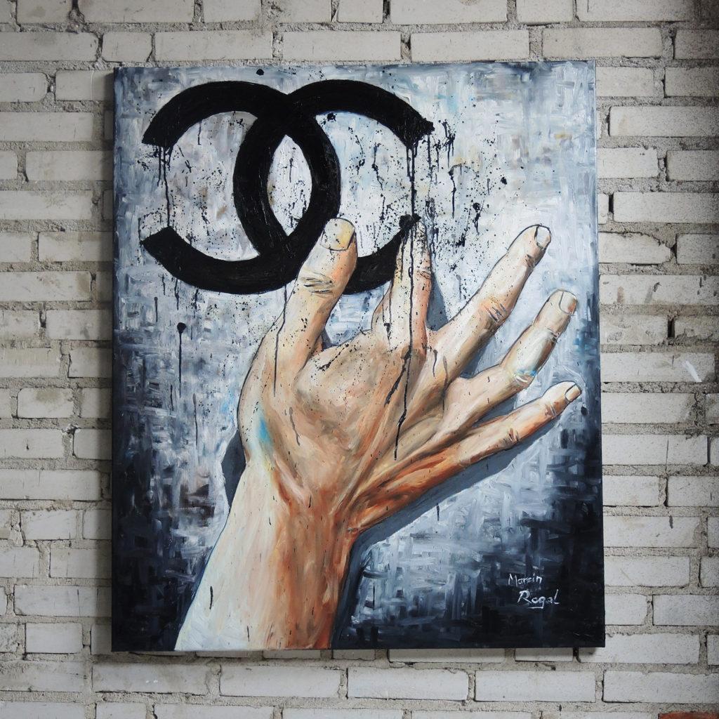 chanel-art-marcin-rogal-internetowa-galeria-sztuki