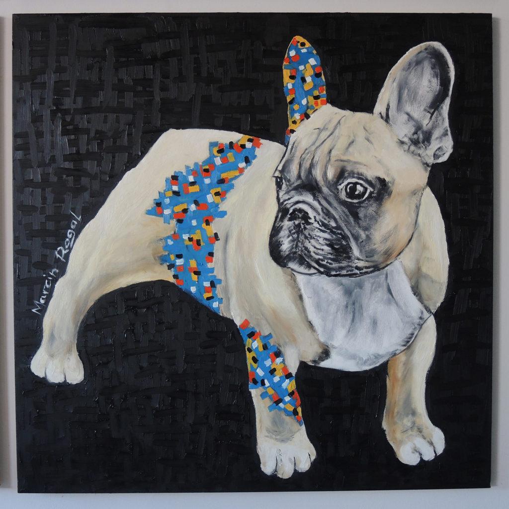 french-bulldog-art-marcin-rogal-obrazy-sztuka-art-gallery