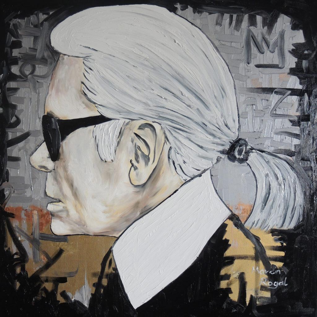 karl-lagerfeld-art-painting-marcin-rogal-art-for-sale