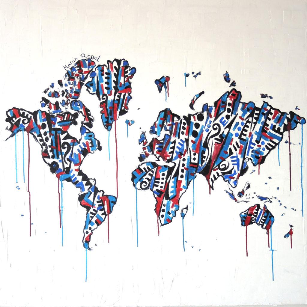 map-painting-art-artwork-marcin-rogal