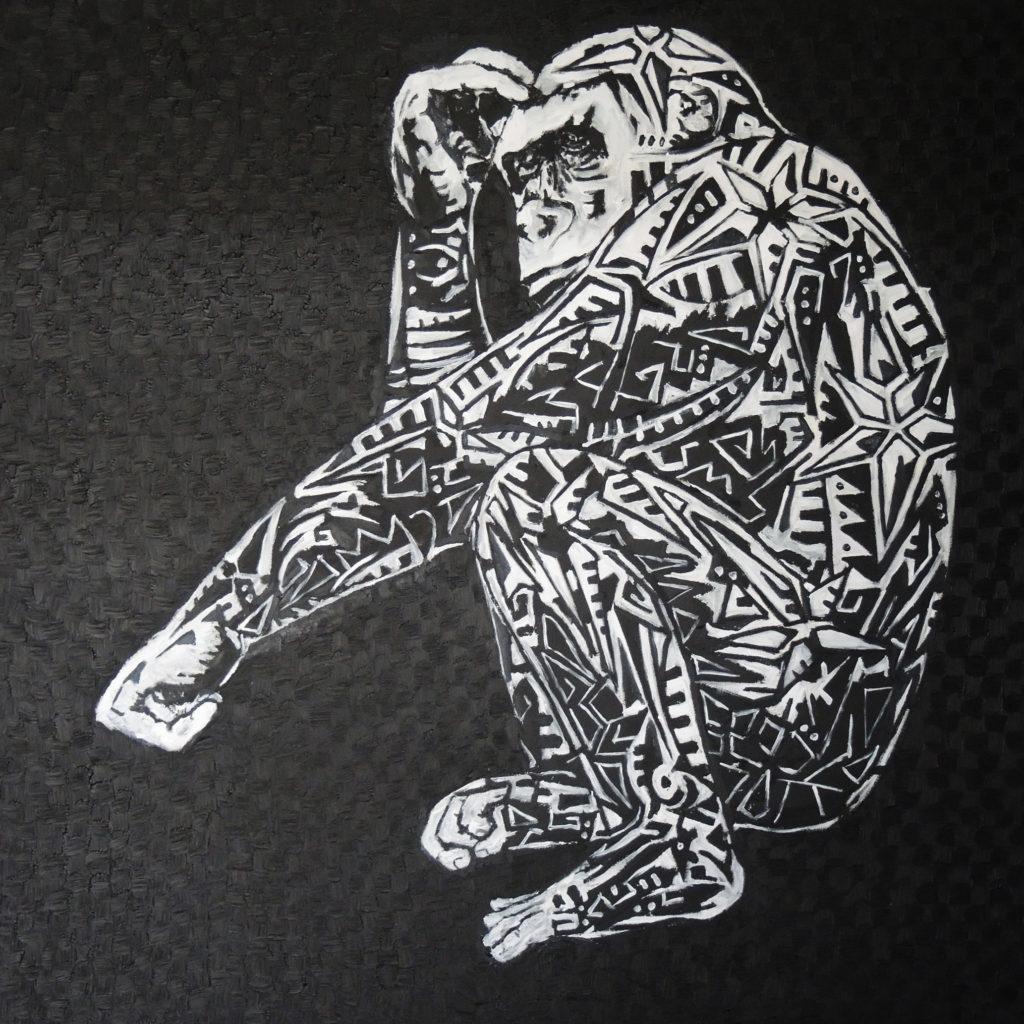 monkey-art-artwork-marcin-rogal