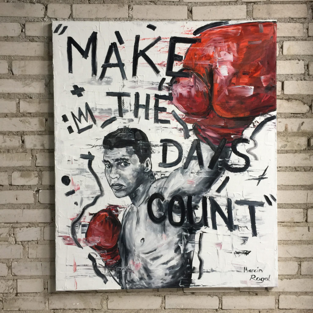 muhammad-ali-make-the-days-count-art-marcin-rogal