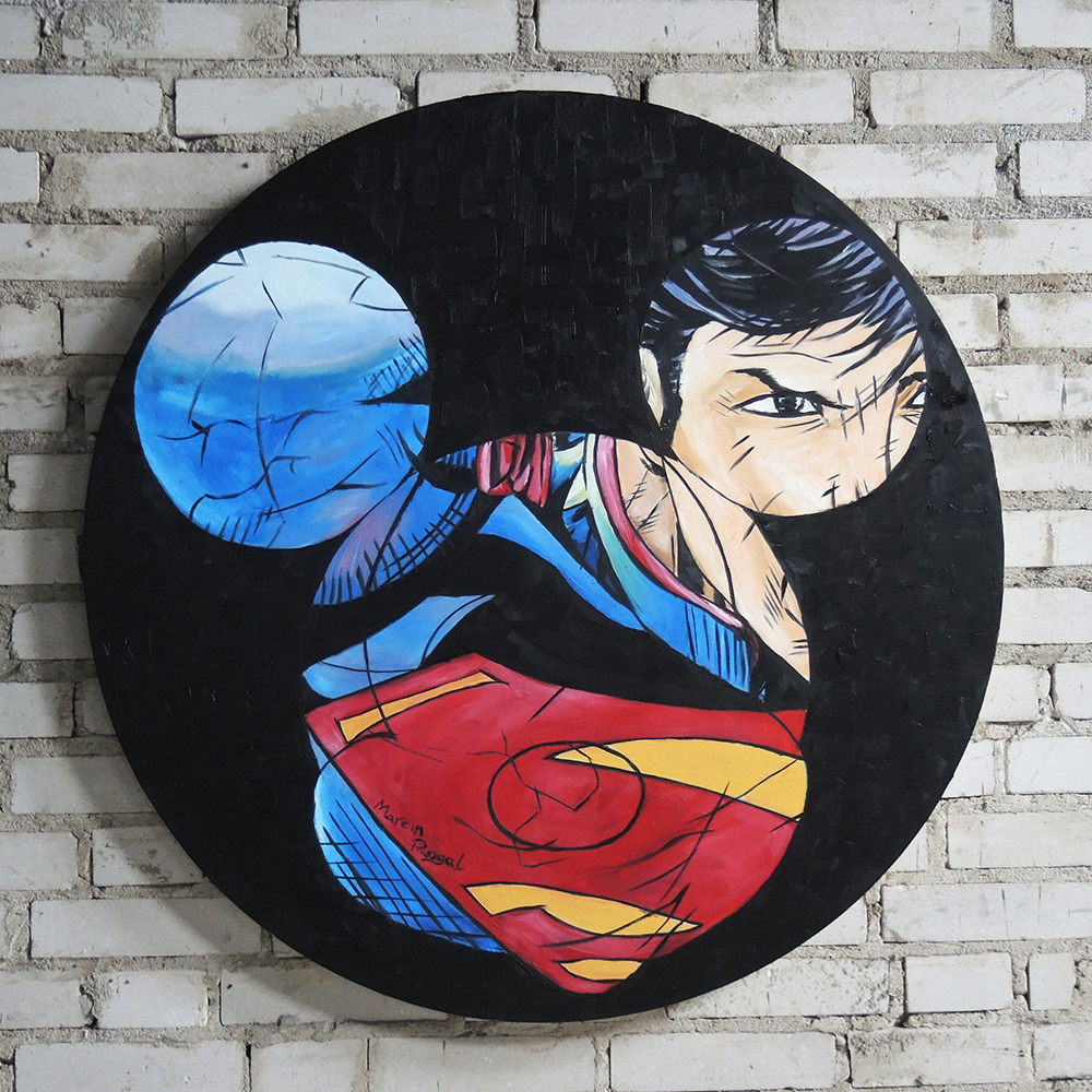 r-spin-painting-round-art-mickey-superman-artwork-marcin-rogal