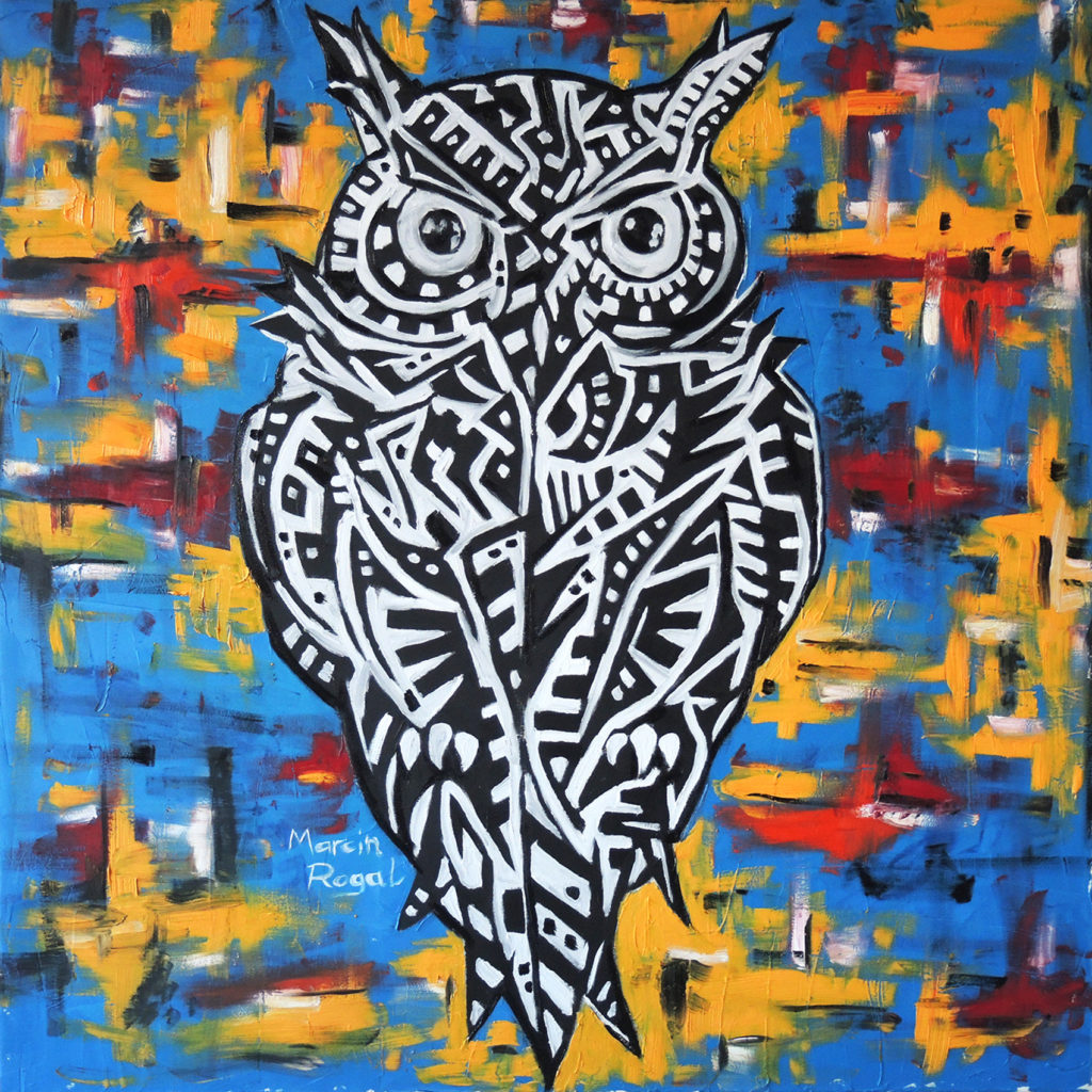 saatchi-owl-art-marcin-rogal-painting-mloda-sztuka-polska-online-art-gallery-best-art