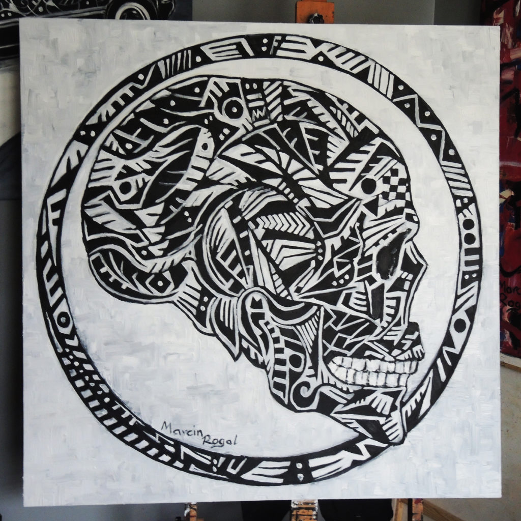 skull-art-artwork-oil-painting-marcin-rogal